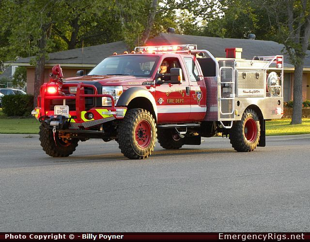 How To Build A Fast Attack Fire Truck