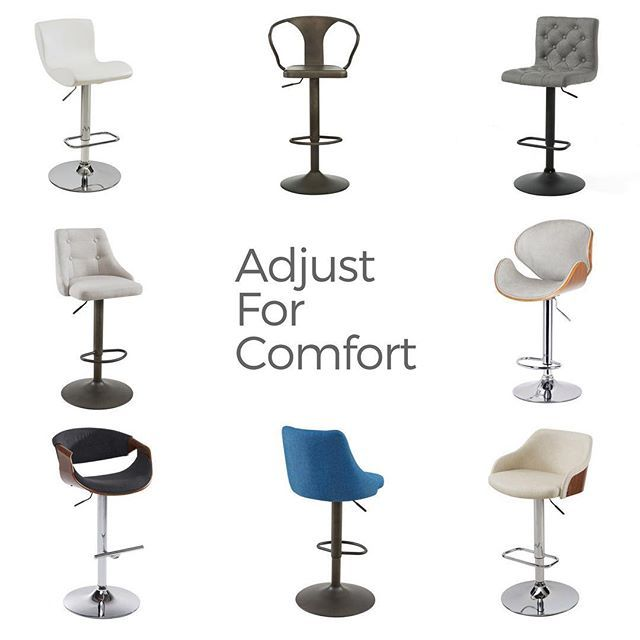 There's always room at the bar with Worldwide Homefurnishing's wide variety of gas lift bar stools. Ask for WHi & !nspire brands in your favorite furniture stores!   http://worldwidehomefurnishingsinc.com/products/stools.html