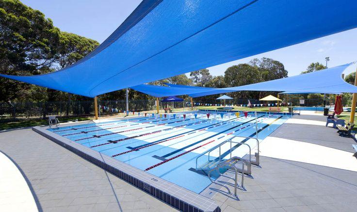 Claremont Aquatic Center - Western Australia - Myrtha Pools