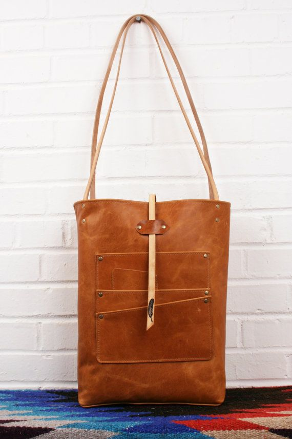 Hey, I found this really awesome Etsy listing at https://www.etsy.com/listing/224015471/limited-edition-utility-leather-tote-bag
