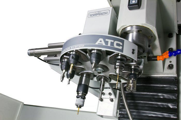 Automatic Tool Changer | Tormach LLC providers of personal small CNC machines, CNC tooling, and many more CNC items.