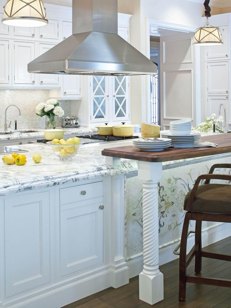 HGTV.com has inspirational pictures, ideas and expert tips on marble kitchen countertops that age gracefully and add value to the home.