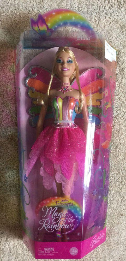 barbie fairytopia magie regenbogen