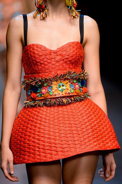 The Beauty Is in the Details - Spring 2013 Up Close - Runway Details - StyleBistro
