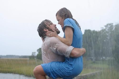 The Notebook! One of my favorite movies of all time..