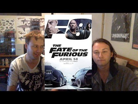 Unprofessional Movie Discussion Fate of the Furious