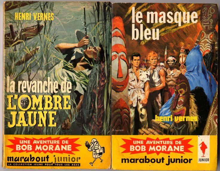 Pierre Joubert (France 1910 - 2002). Couvertures de Bob Morane