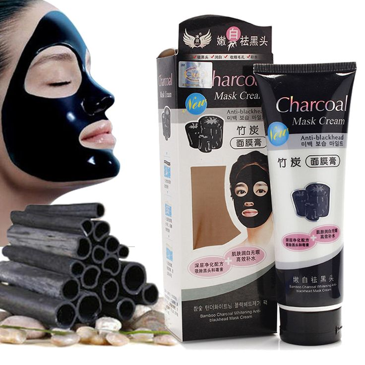 Charcoal Mask To Clear Pores And Detox Skin: Best 25+ Blackhead Mask Ideas On Pinterest