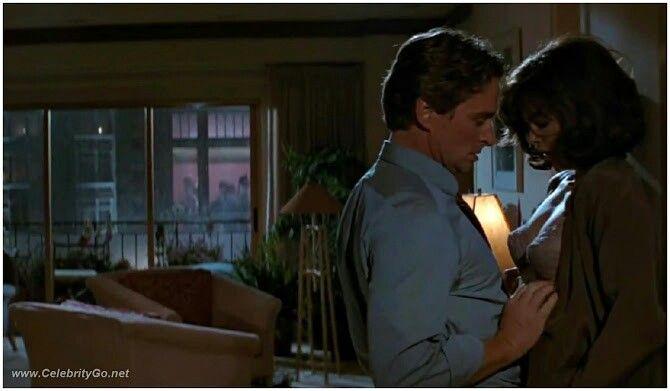 Jeanne Tripplehorn Michael Douglas In Basic Instinct Kim Basinger Now Basic Instinct Kim Basinger