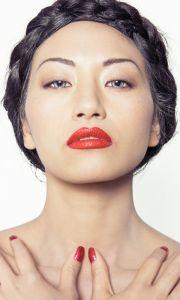 Maquillage coiffure Marion Martinez, ITM Paris www.itmparis.com