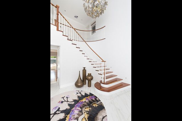 Interior #staircase - St Ives House - Chateau Architects and Builders