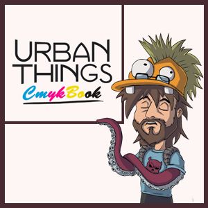 Check out the comic Urban Things CmykBook - Español :: Santos Recorcholis Batman