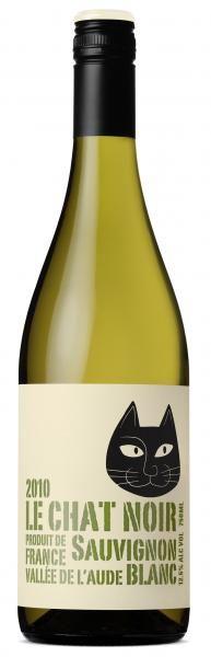 Le Chat Noir Sauvignon Blanc bottle shot
