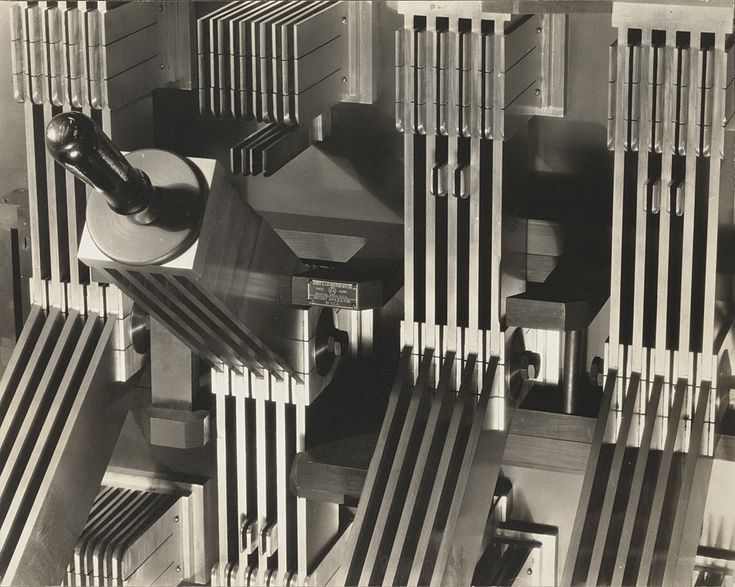Ralph Steiner, Electrical Switches, 1930