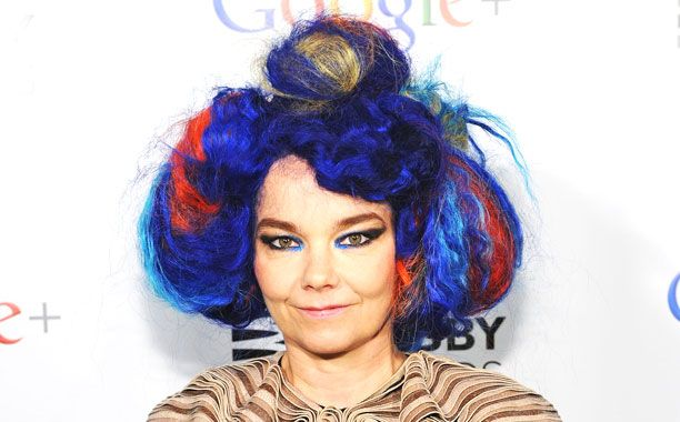International songstress and activistBjörk iscurrently at work on a new album with producer Arca to be released next year: http://music-mix.ew.com/2014/10/09/bjork-album-2015/