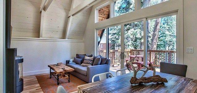 10 Cozy Lake Tahoe Cabins to Rent This Winter — Bon Traveler