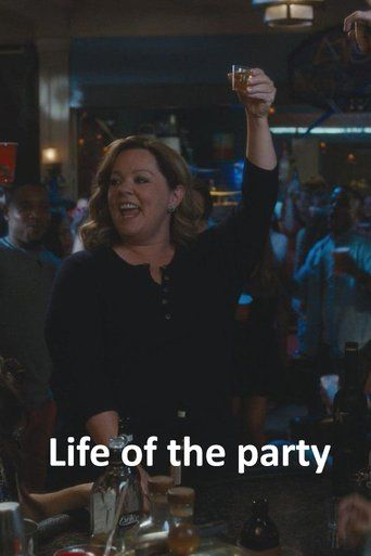 "*Watch!!~ Life of the Party (2018) FULL MOVIE ""HD""1080p Sub English ☆√ ►► Watch or Download Now Here 《PINTEREST》 ☆√"