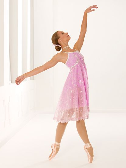 Flower Duet - Style 0396 | Revolution Dancewear Ballet Dance Recital Costume