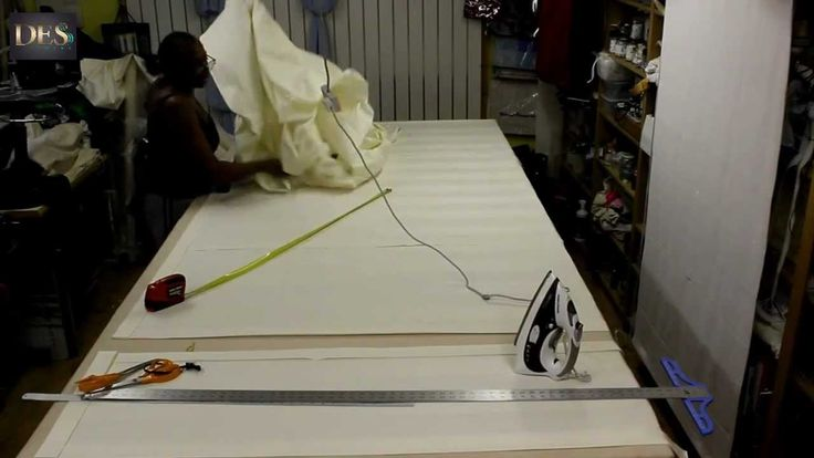 How to make Large Roman Blind
