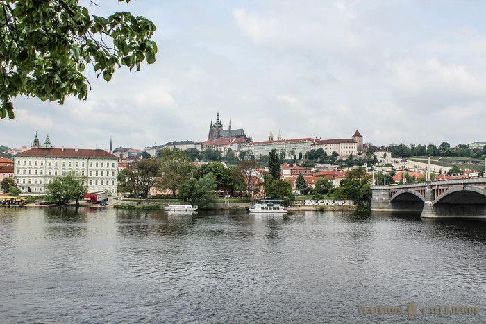 Praga En 2 Días Guía Completa Y Mapa Viajeros Callejeros Praga Viaje A Europa Viajeros