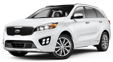 Just for the fog lights, want that style on a truck.2016 Kia Sorento