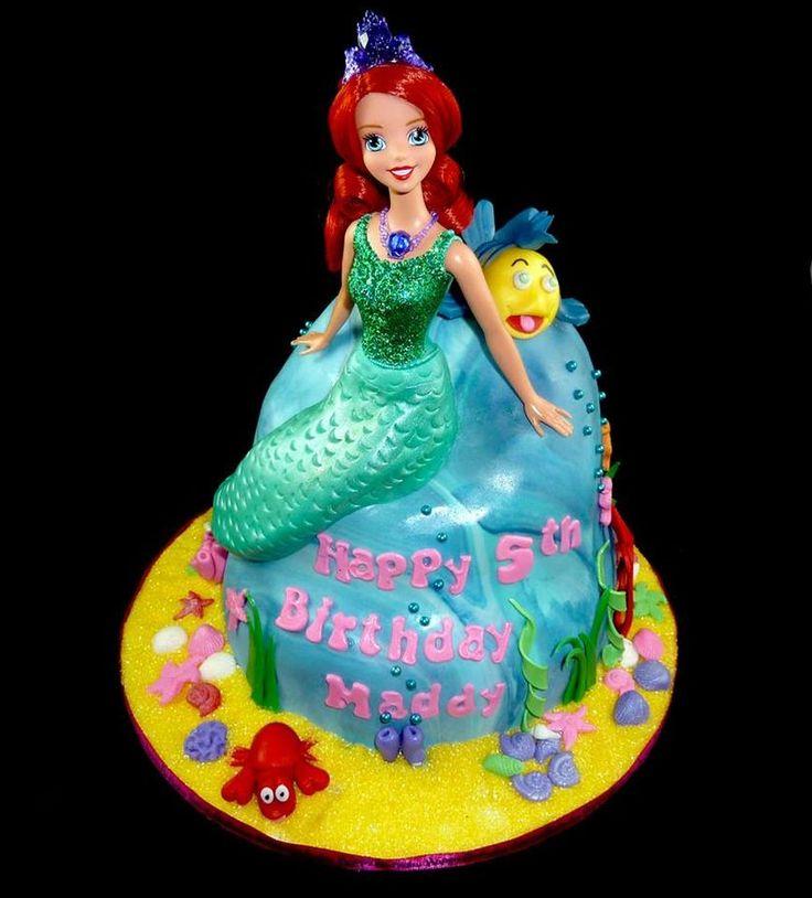 ... about Mermaid on Pinterest  Rakhi, Mermaid birthday cakes and Mumbai
