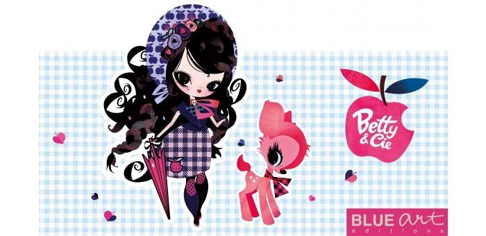 Blueart - Betty & cie