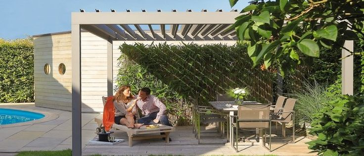 The NEW Algarve Terrace Cover, perfect for indoor and outdoor living combined!