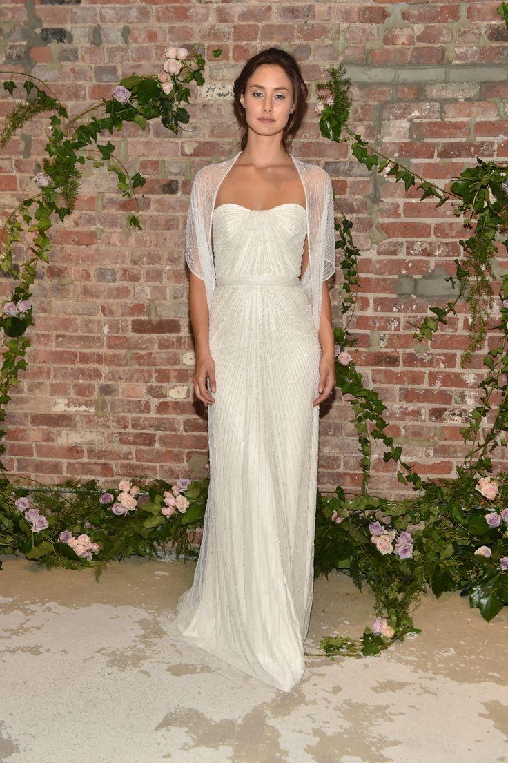 Jenny packham bridal fall 2016 jenny packham fashion for How much are jenny packham wedding dresses
