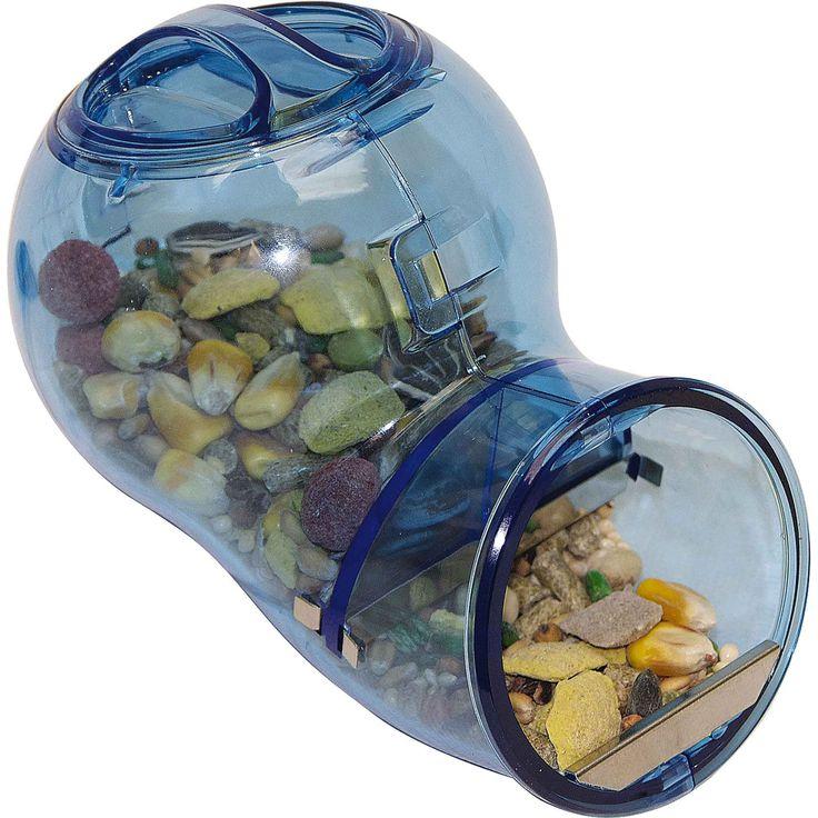 Kaytee Critter Path Meals Dispenser, 3″ L X 3.8″ W X 6.1″ H