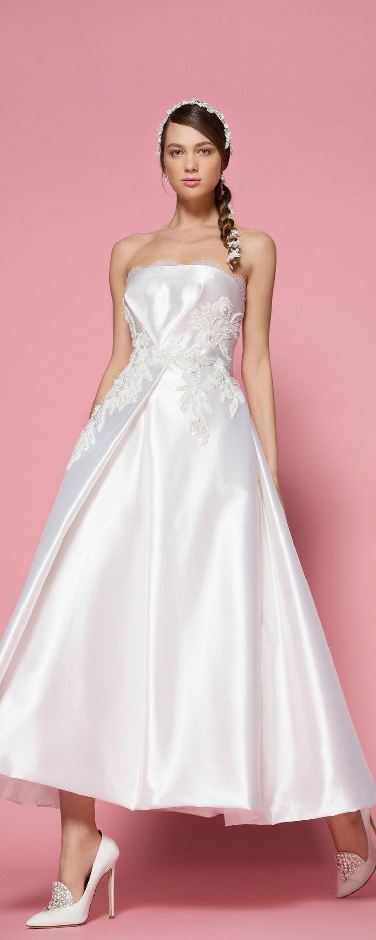 Mejores 1453 imágenes de Bridal Collection en Pinterest | Vestidos ...
