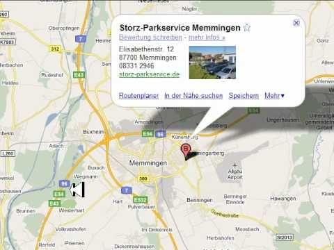 Parken Parkplatz Parkgebühren Flughafen Allgäu Airport Memmingen   FlughafenMemmingen.eu