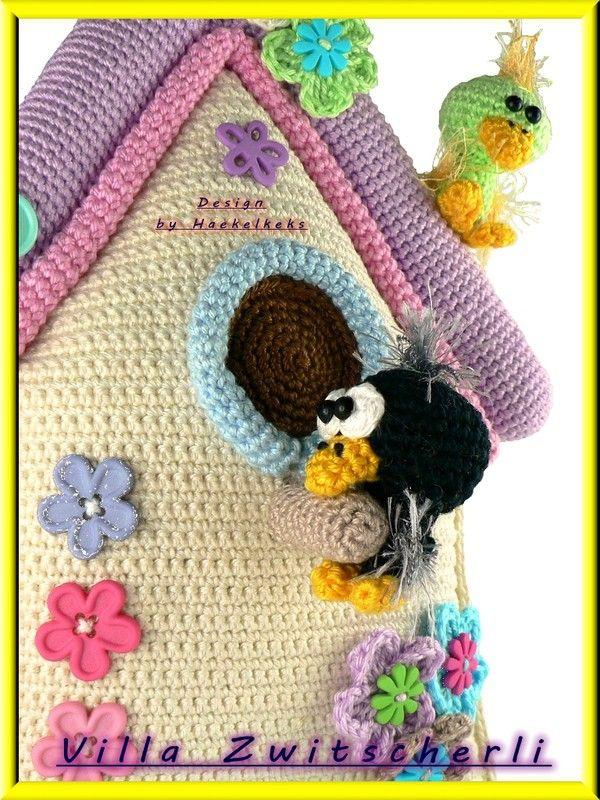 34 best Häkelkeks images on Pinterest   Crocheting patterns, Crochet ...