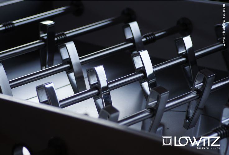 Craftsmanship & Quality are the standards being built for a luxury interior collection of the Luxury Foosball Table #FoosballTable #Luxury #Sports #Soccer #Toronto #Vanvouver #thelowitz #thebolzplatz