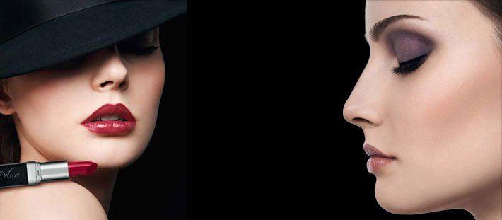Make-up: mascara, rossetto & co. Il make-up vanta una lunga tradizione in LR.  Questa pluriennale esperienza, associata alle conoscenze più recenti nell'ambito della produzione, ha portato alla creazione della migliore cosmesi decorativa mai realizzata nella storia di LR.