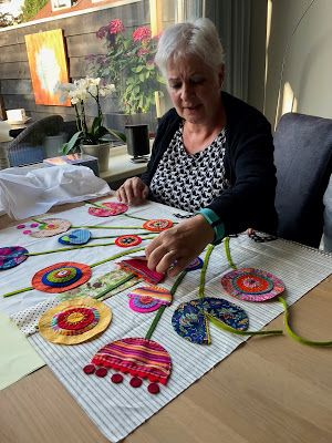 Juud's Quilts: Tea Party by Wendy Williams