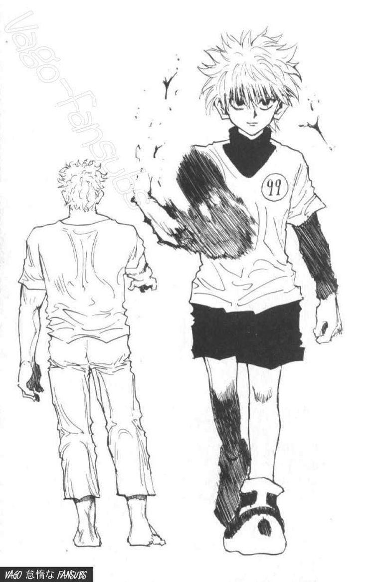 Hunter x Hunter - Manga