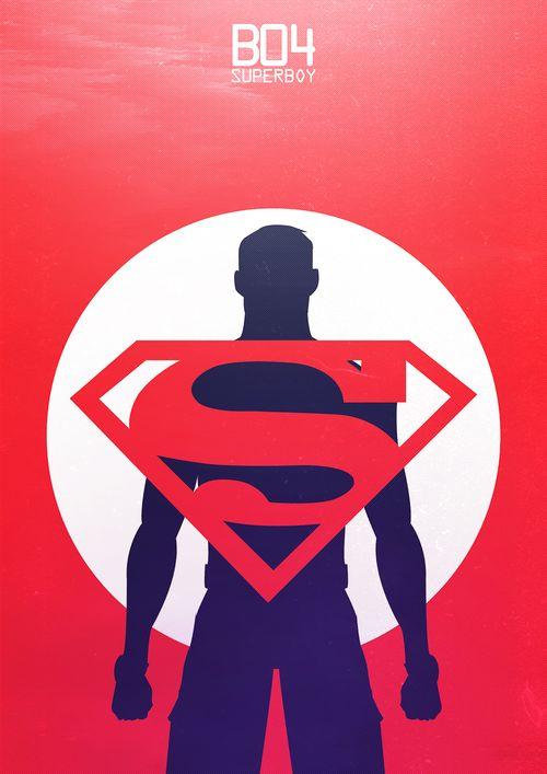 Young Justice Designation: B04 Superboy
