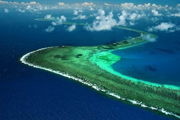 Большой Барьерный Риф, Австралия - Путешествуем вместе