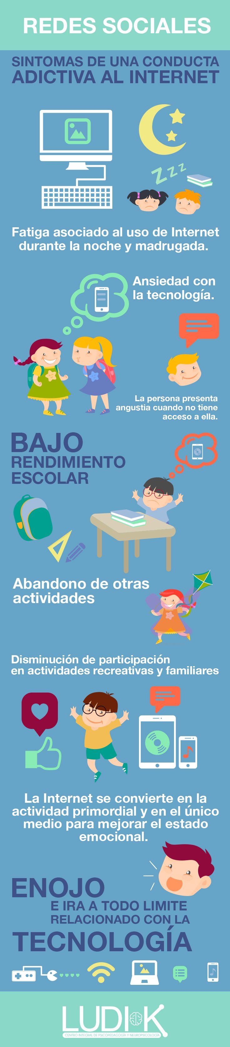 #redesociales #ludik #psicología #niños #salud #adiccioninternet