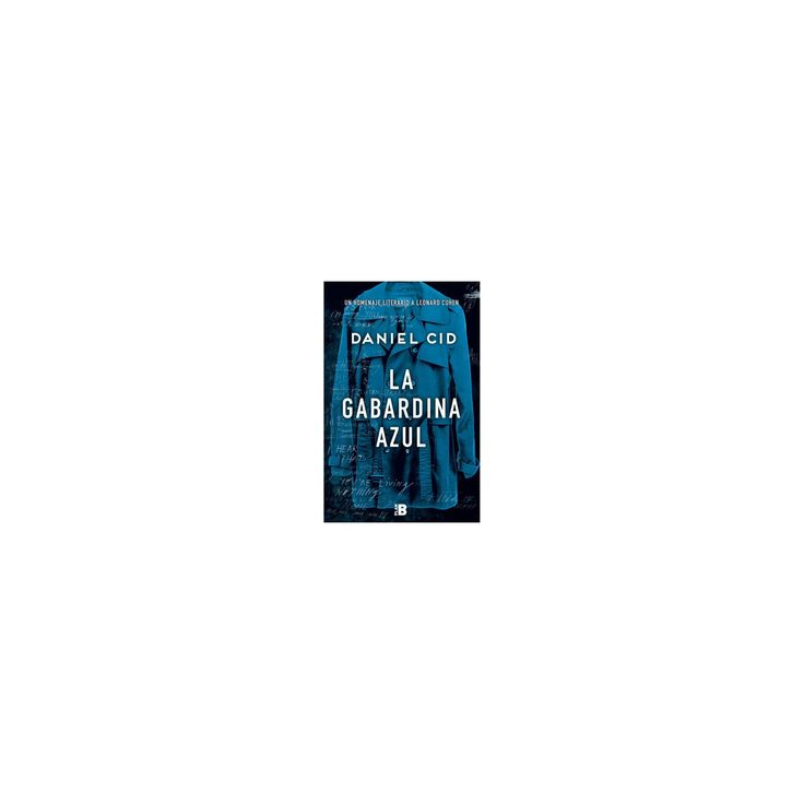 La gabardina azul / The Blue Raincoat (Hardcover) (Daniel Cid)
