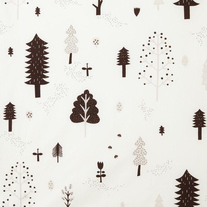 Donna Wilson - Forest Oyster Linen
