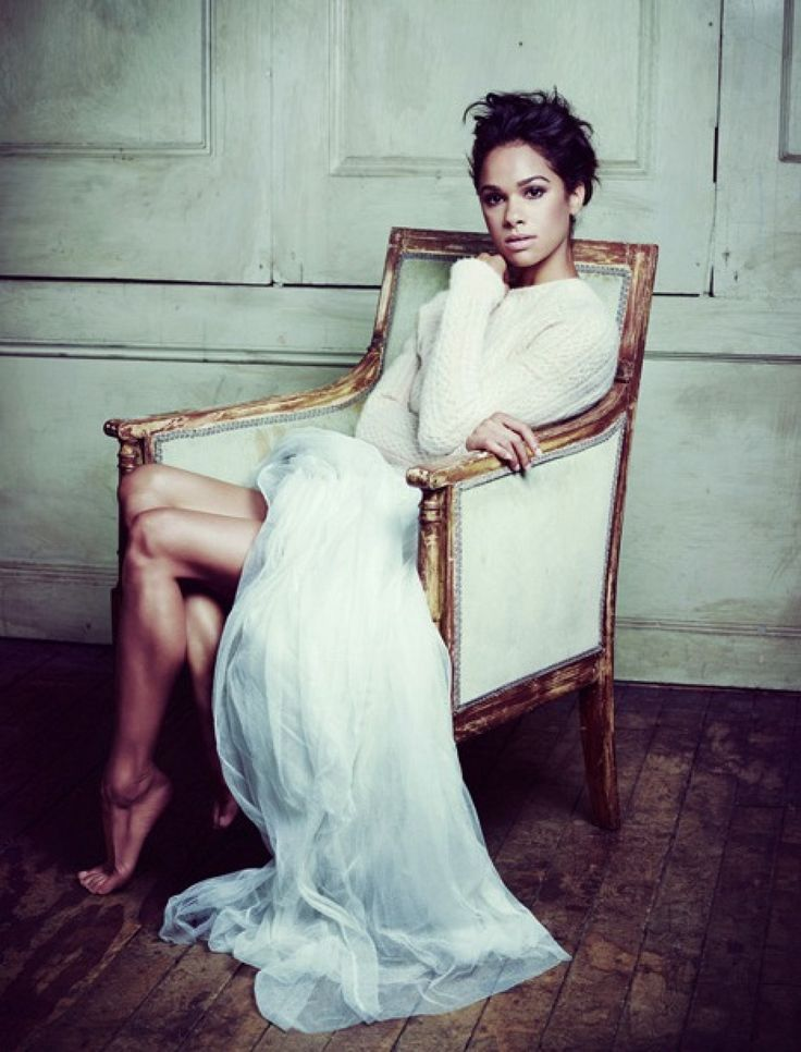 Misty Copeland. The first African American soloist had to break stereotypes of how a ballerina's body is supposed to look