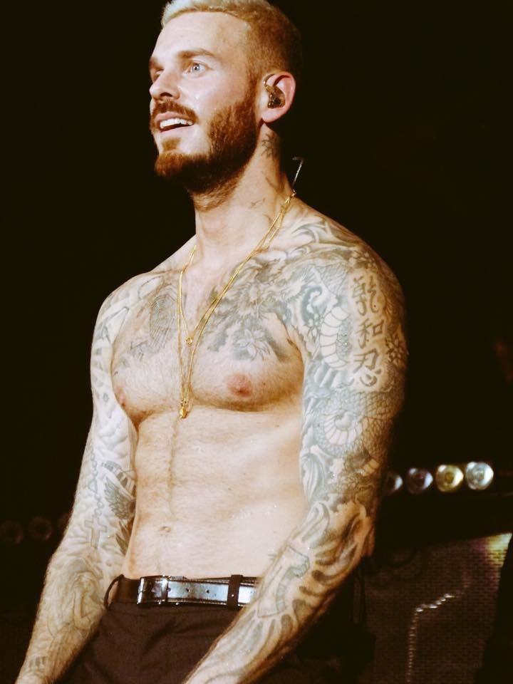 M Pokora 2017 My Way Tour
