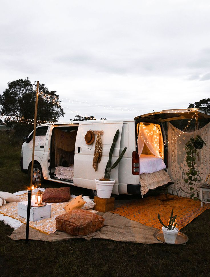 Yes...I choose to live here DIY: Festival Van Set Up – Spell & the Gypsy Collective