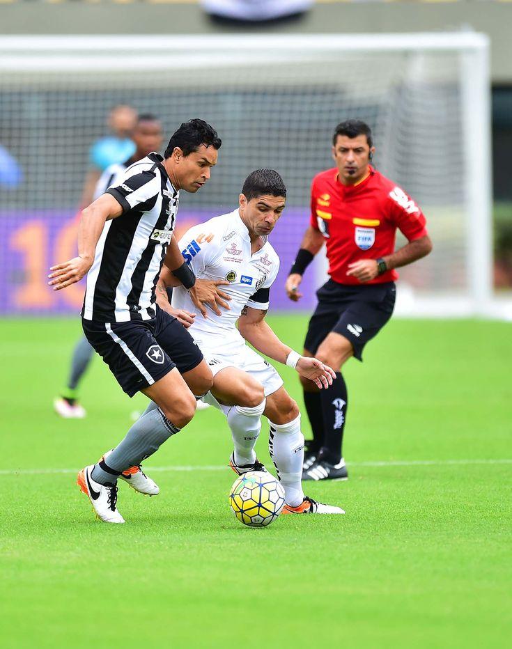 """Ricardo Rocha vê Botafogo com problema """"seríssimo"""" no ataque #globoesporte"""