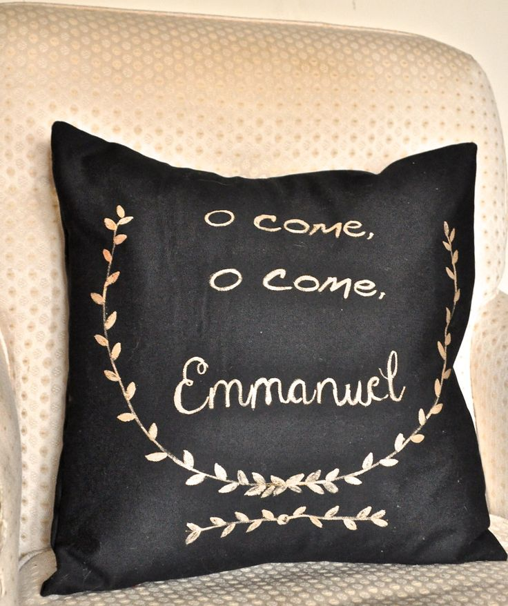 how to make a west elm inspired pillow & 139 best Fun \u0026 Quirky Throw Pillows images on Pinterest | Pillow ... pillowsntoast.com