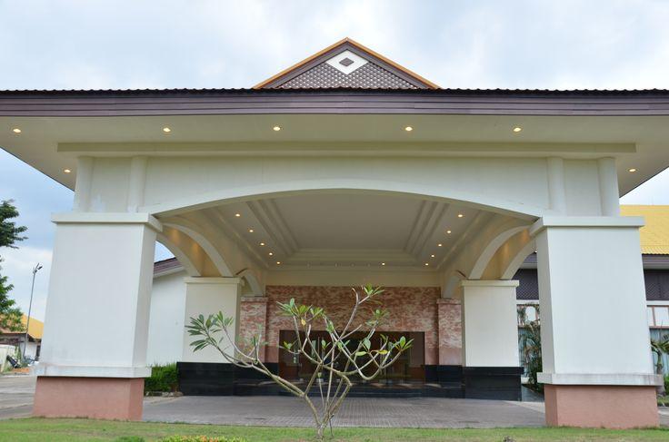 Marina Convention Center Batam - Lobby Area
