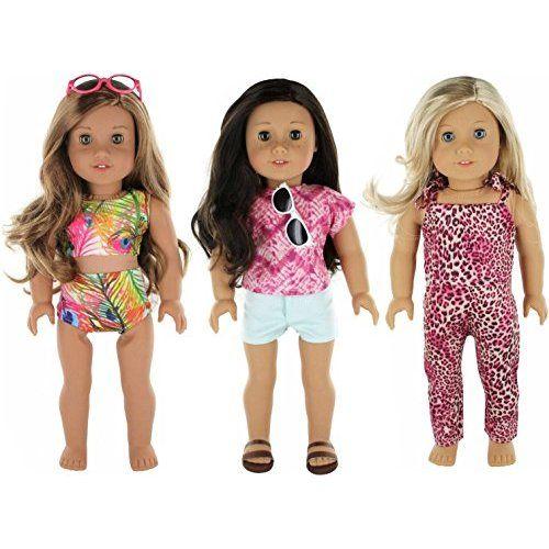 "Nutcracker Ballet Set - Fits American Girl 18"" Doll - American Girl Locker"