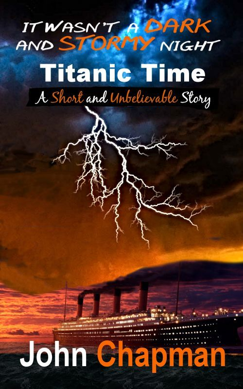 The third in my short time travel stories. This time featuring the Titanic and why a time traveller had to make sure it sank!